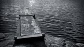 Man ser ikke livets virkelighet før man står på randen av stupet. Per Hansson
